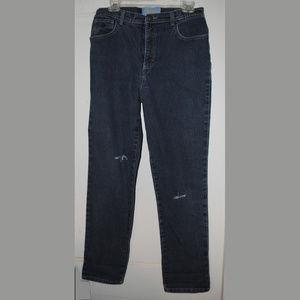 DESIRE BY 10W APPAREL Mildly Distressed Jeans Sz 9